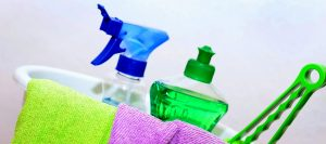 House Cleaning Service Supplies